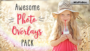Huge Photo Overlays Pack