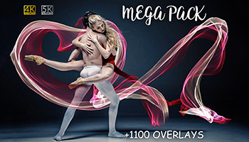 Mega Pack +1100 Overlays - Extended License