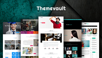 5 Multipurpose Creative Website Templates for only $ 8.99