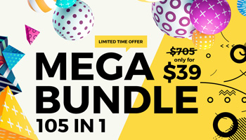 Bundle of Bundles - 105 Awesome Products in 1 Mega Bundle