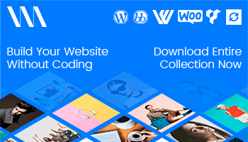 22 Visualmodo WordPress Themes Collection to build any site style