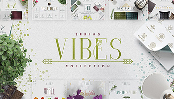 Spring Vibes Collection - 100 Copies available