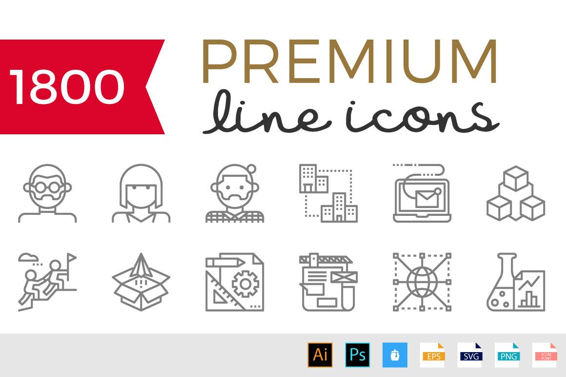 premium icons