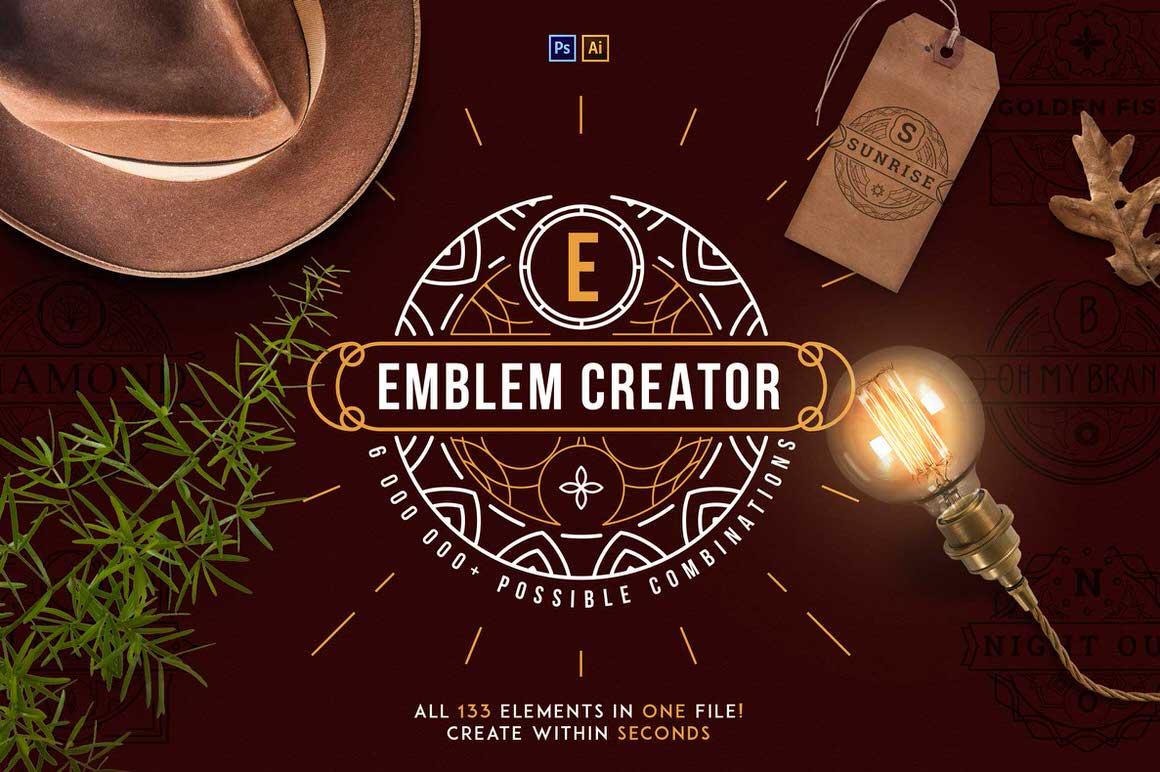 Emblem Cretor
