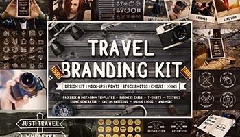 Full Travel Branding Kit