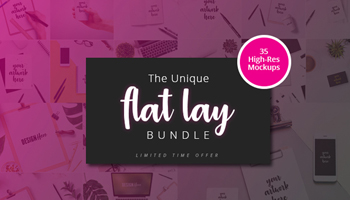 The Unique Flat Lay Bundle - Only $14