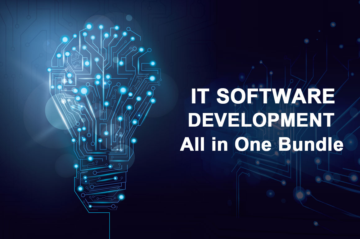 IT Software Development - ALL IN ONE BUNDLE