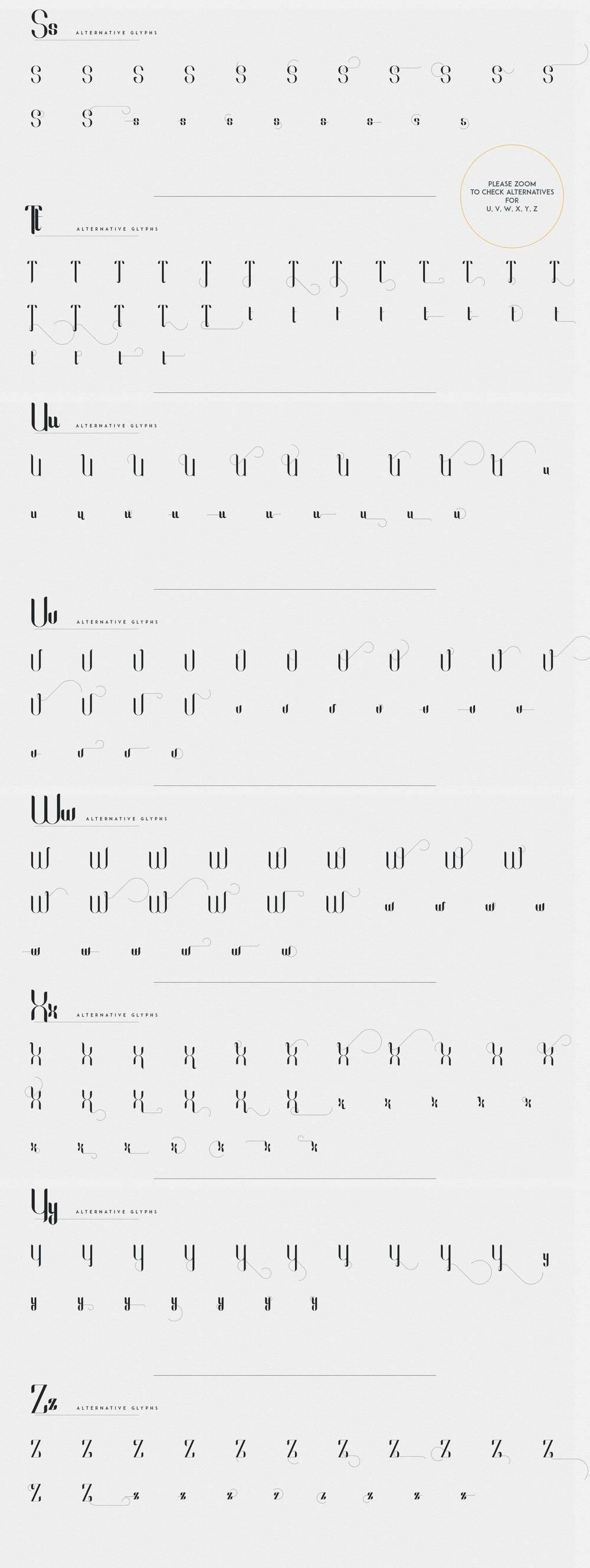 fonatik font