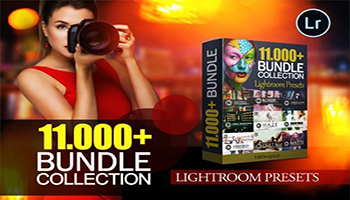 11.000+ Advanced Lightroom Presets Collection