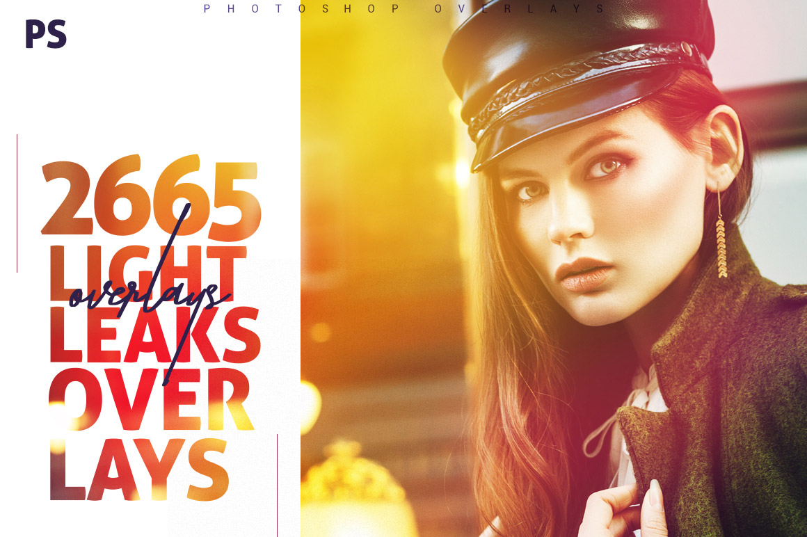 Download 2665 Light Leaks Overlays for only $9
