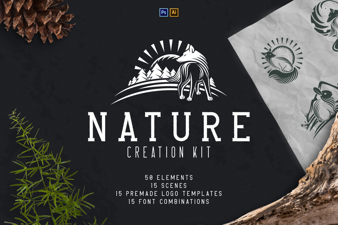 Nature Creation Kit