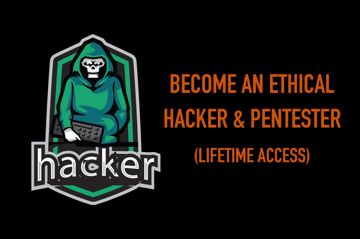 9-in-1 eCourse Bundle – Become an Ethical Hacker & Pentester (Lifetime Access)