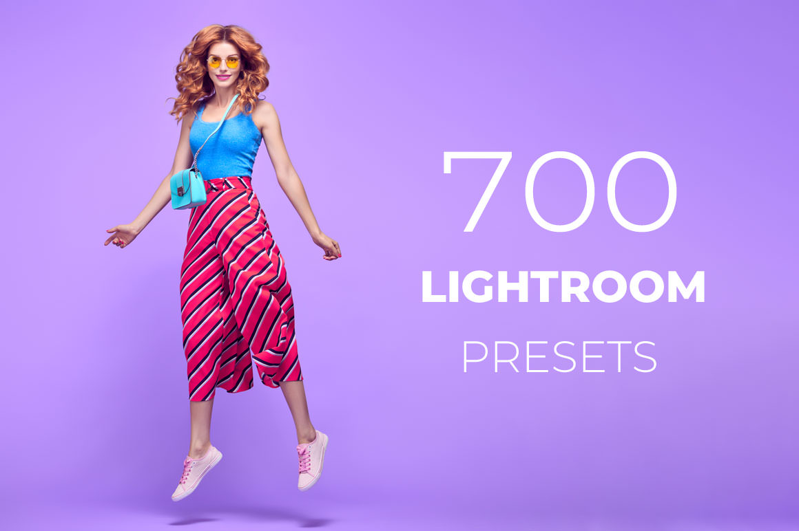 700+ Amazing Lightroom Presets for only $9