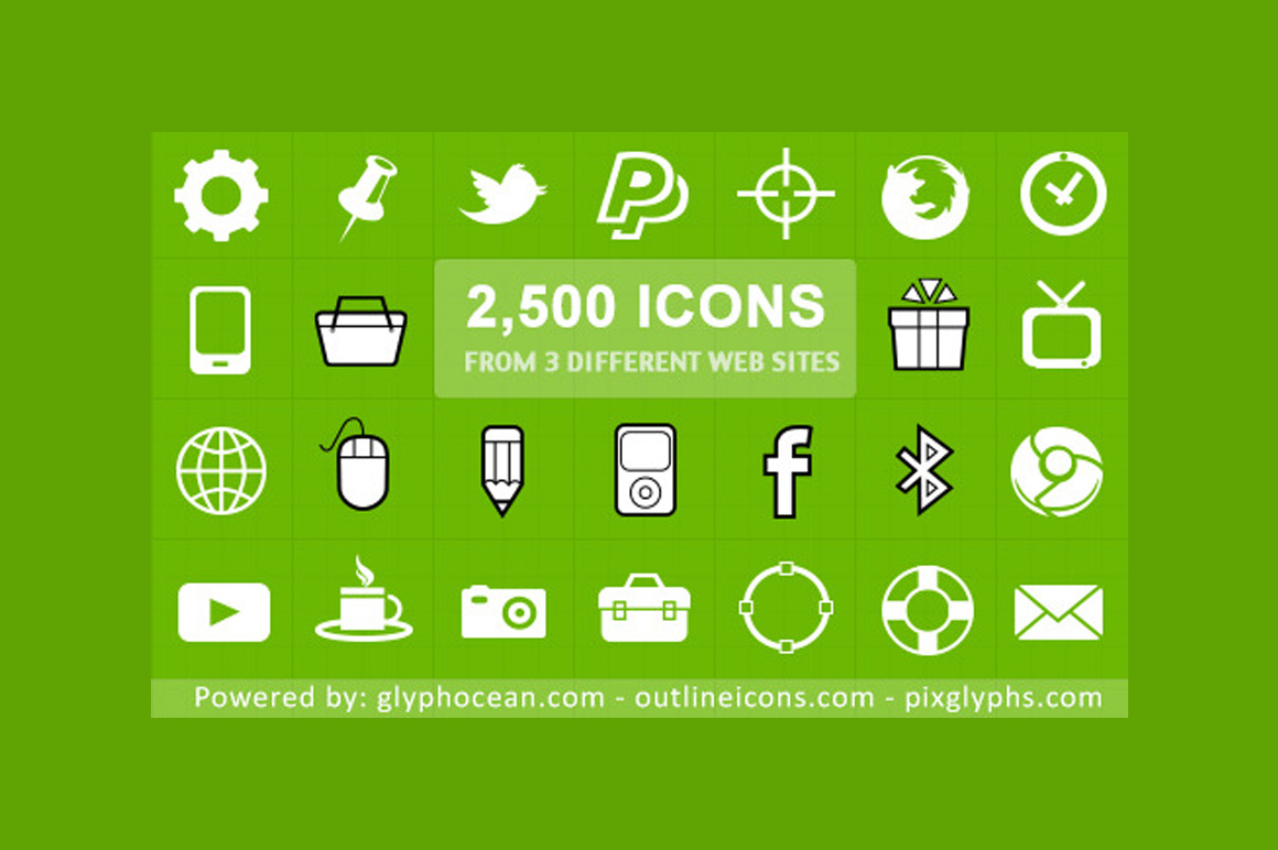 The Ultimate Icon Bundle only $37