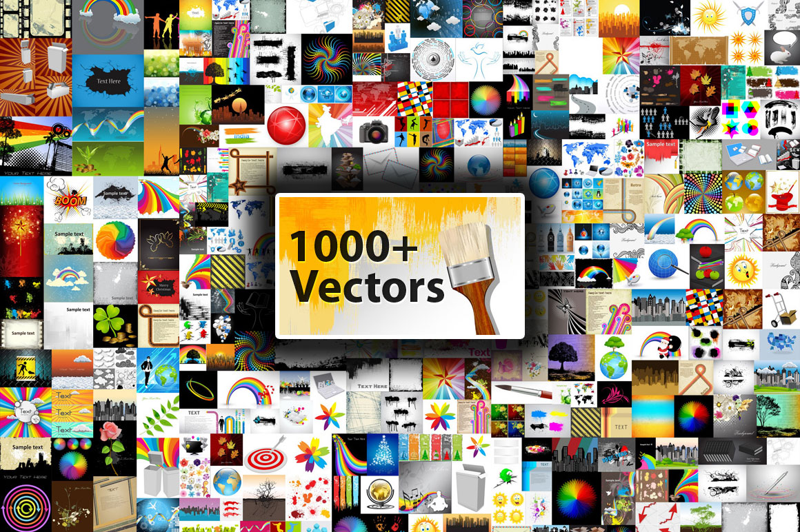 1000+ Royalty Free Vectors