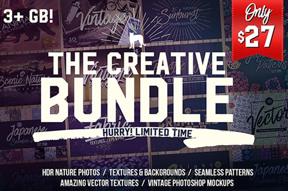 The Ultrashock Creative Bundle - Only $27
