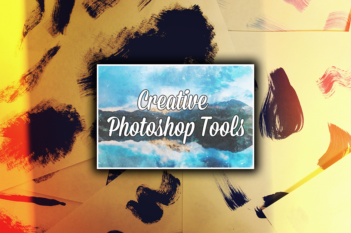 Creative Photoshop Tools Bundle