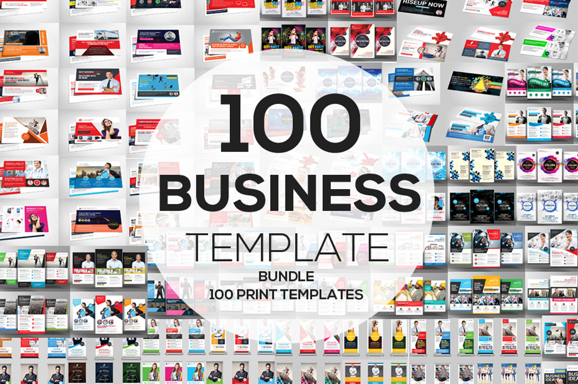Download 100 Business Templates for only $15