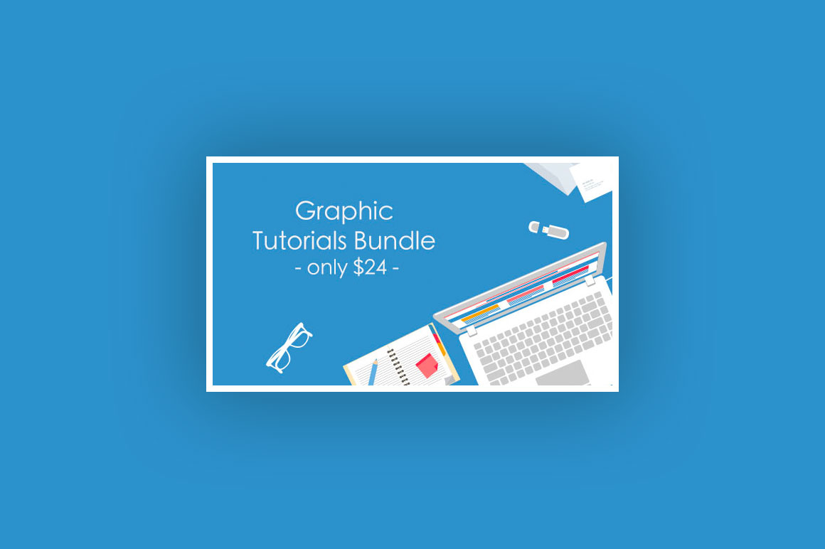 Awesome Graphic Tutorials Bundle - only $24