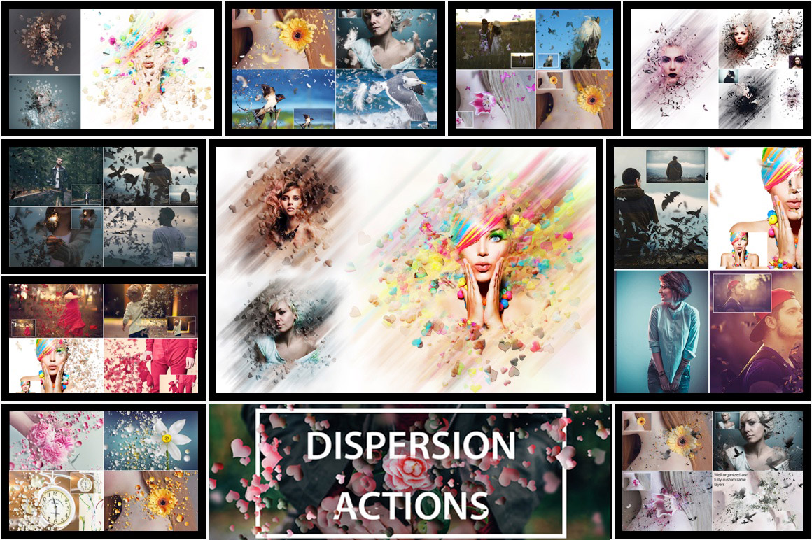 Get 38 Amazing Dispersion Actions for only $16