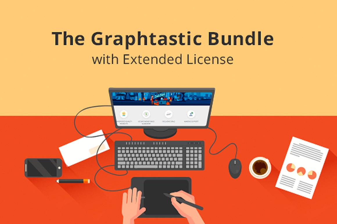 The Graphtastic Bundle for a Fantastic Designer
