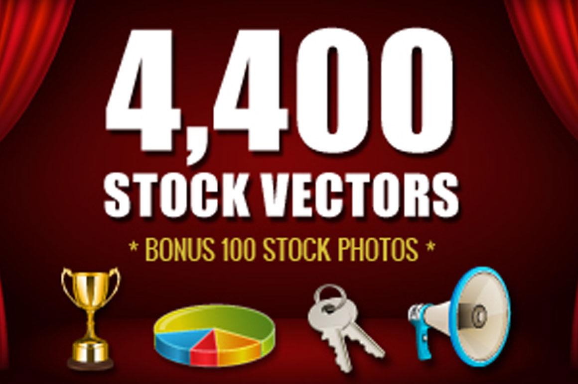 4400+ Royalty Free Vectors plus 100 Images