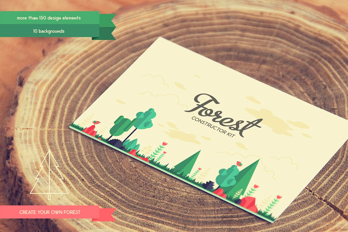 Forest Constructor Kit