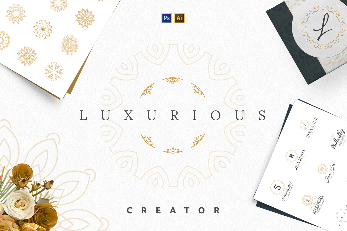 Luxurious Creator - only $16