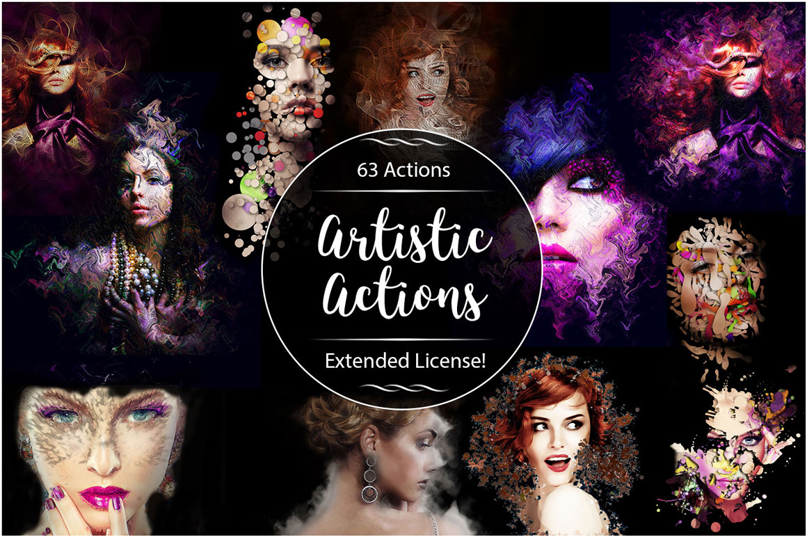 Artistic Actions Toolkit - Only $9