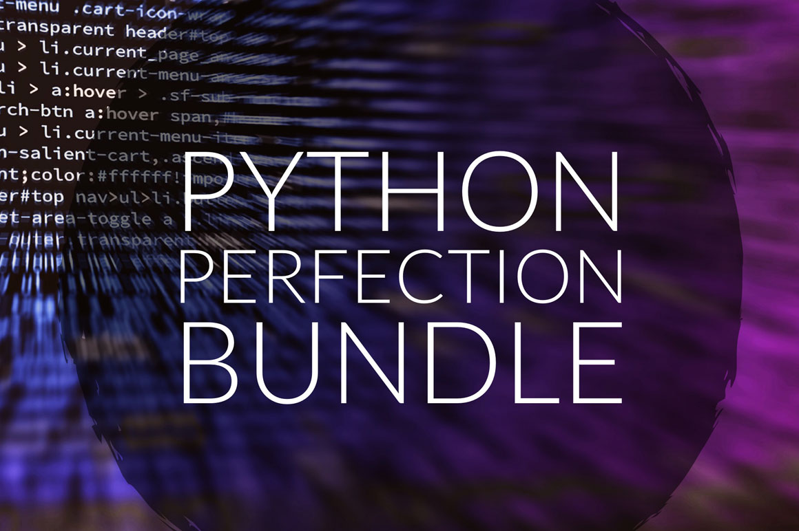 Python Perfection Bundle - Lifetime access to 23 courses