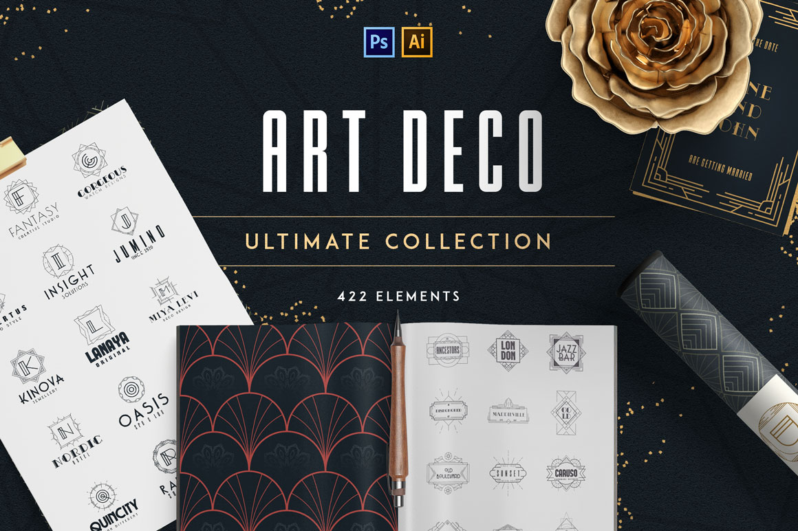Art Deco Ultimate Collection - Only 100 copies available