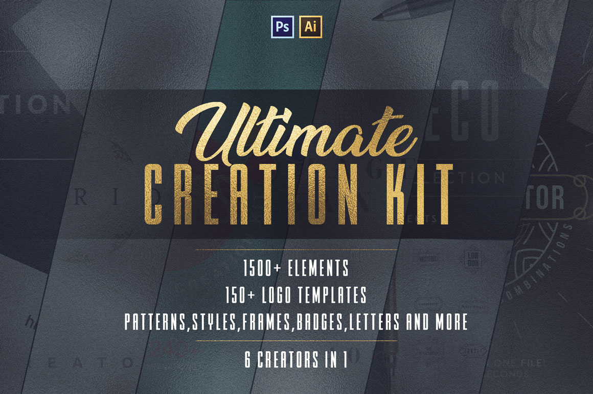 6in1 Ultimate Creation Kit - 100 Copies available