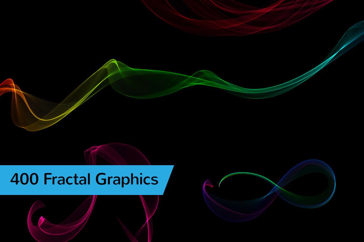 400 Fractal Graphics