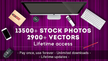 Special Deal - Lifetime access on Stock-Graphics